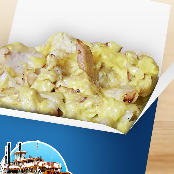 Box Poulet Curry